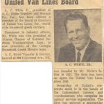 AC White News Clipping