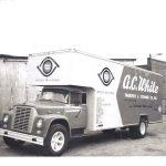 AC White Truck