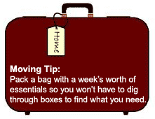Moving tips and articles