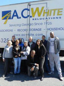 Alpharetta, GA moving companies