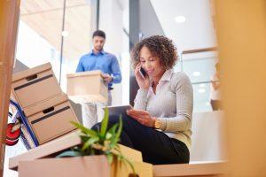Commercial Business Move to Alpharetta Georgia